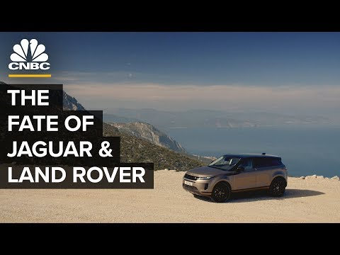 Why Jaguar And Land Rover Face Uncertain Futures