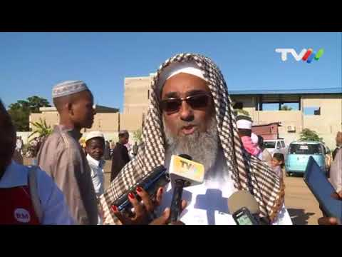 Muçulmanos na Beira rezam para fim dos ataques em Cabo Delgado thumbnail