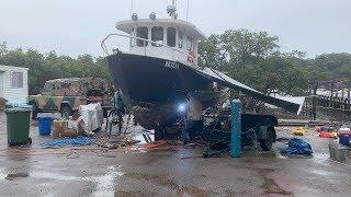 repairing-the-steel-trawler-s-hull