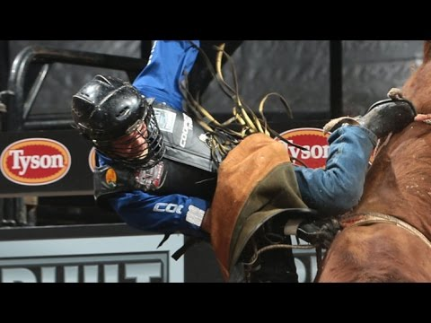 WRECK: Kaique Pacheco tossed by Smooth Operator (PBR)
