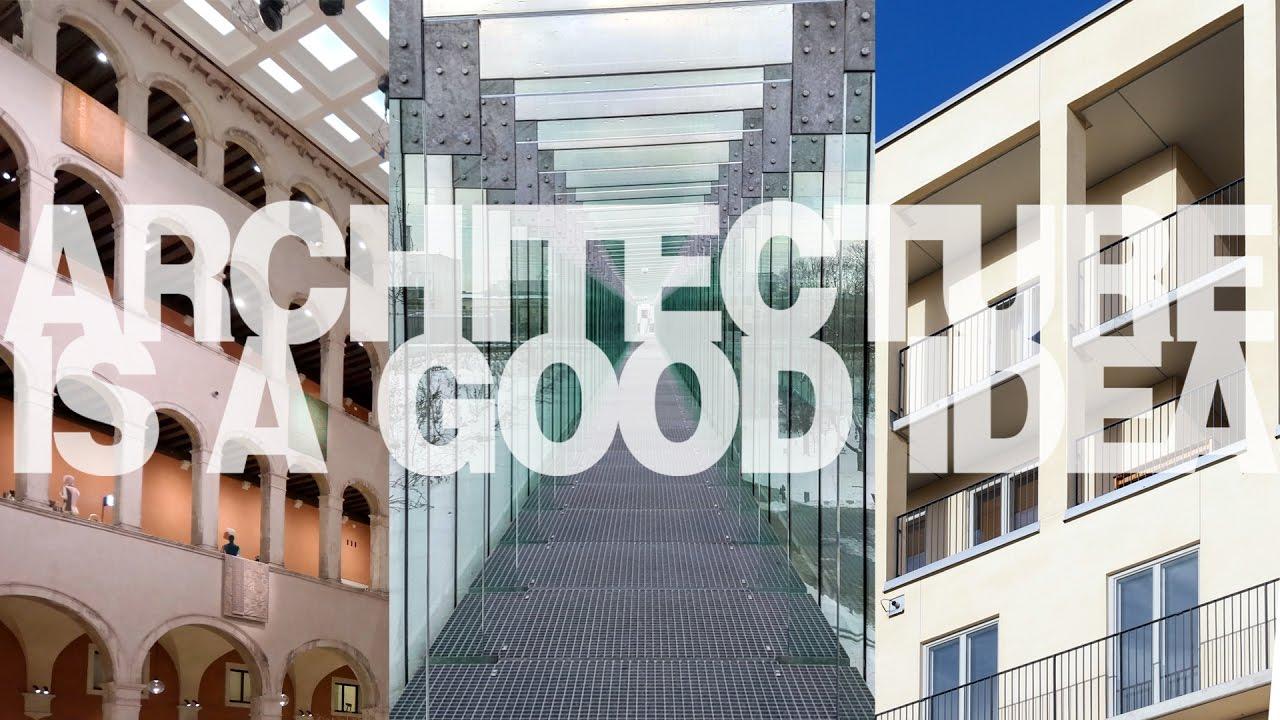 Nasze TOP3 2016 | Architecture is a good idea