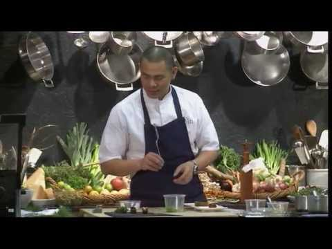 The CIA's 2013 Worlds of Flavor Conference: André Chiang
