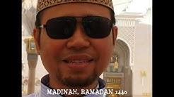 Marhaban Ya Ramadhan dari Madinah