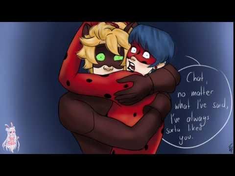 """Desperate Confession"" Miraculous Ladybug Comic Dub"