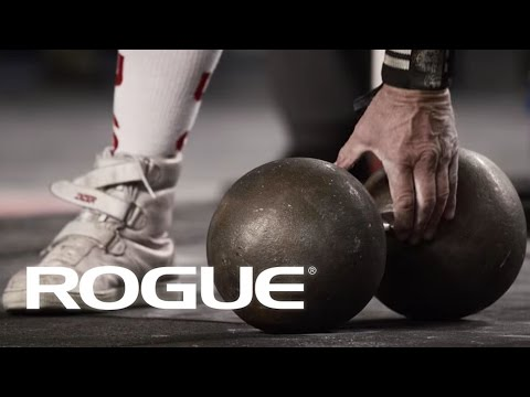 Odd Haugen and the World Record Thomas Inch Dumbbell Lift