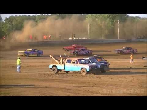 7.1.17 | UMP Factory Stocks Heats & Feature | Charleston Speedway
