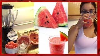 How To Refreshing Watermelon Grapefruit Smoothie Damav425