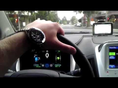 Modded Chevy Volt 0-60 time... CRAZY FAST - YouTube