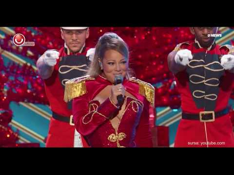 UNEWS | Mariah Carey, Nr. 1 in US dupa 25 de ani!