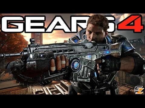 Gears of War 4 - Escalation eSports Celebration Special Event Gameplay!