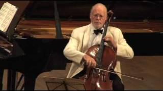 Lynn Harrell - Yuja Wang - Rachmaninoff, G Minor, 1st Movt. Part 1