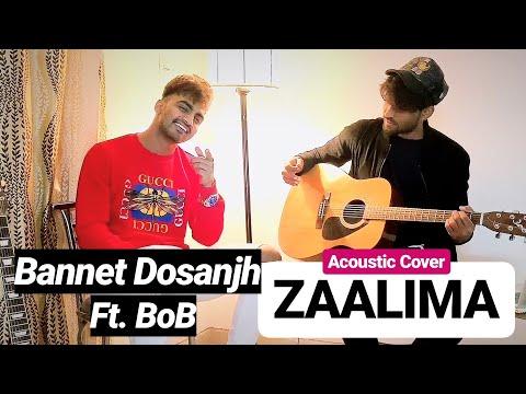 LOVE SONGS MASHUP |Zaalima, Tere Naina, Zara Si Bawri | Bannet Dosanjh Ft. BOB | Acoustic Cover