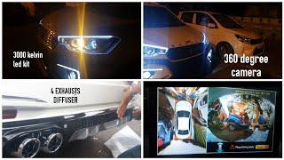 Latest Ertiga Modified|360 degree Camera|4 Exhausts|📞9820187037|📞9833986482