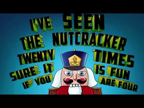 Straight No Chaser Nutcracker Official Lyric Video