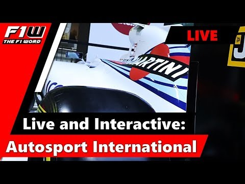 Live and Interactive: Autosport International Discussion