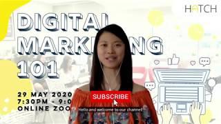 Digital Marketing 101 🌟