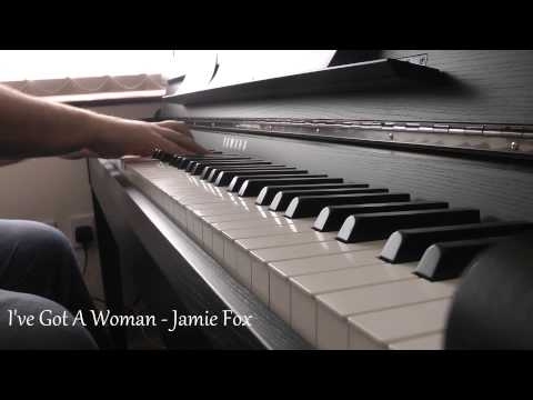 Piano piano chords instrumental : I Got A Woman by Jamie Foxx Piano Instrumental - YouTube