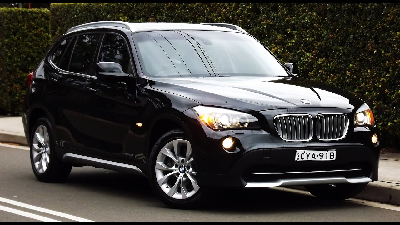 2011 bmw x1 xdrive 23d e84 auto 4wd my12 34 888 youtube. Black Bedroom Furniture Sets. Home Design Ideas