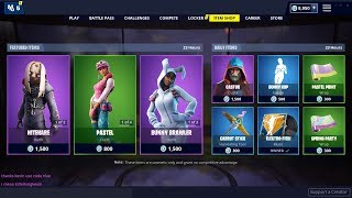 NEW ELECTRO SWING MUSIC PACK + EASTER SKINS: Fortnite Item Shop