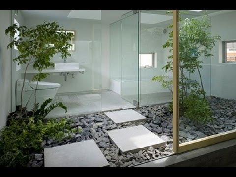 Garden Bathroom Design Youtube