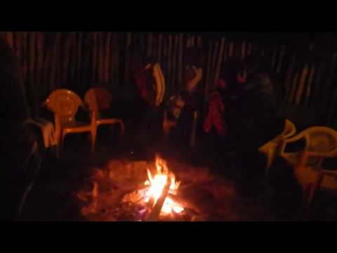 Bonfire Party in the Masai Mara