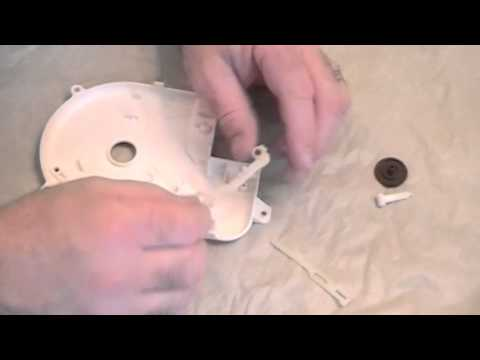 GE Washer Timer Repair - YouTube on