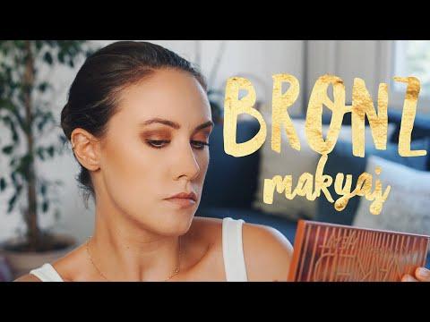 Bronz Makyaj | Naked Heat Paletini Denedim