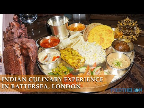Chokhi Dhani - Indian Culinary Experience in Battersea, London