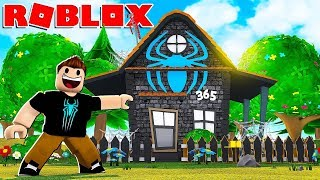 THE NEW HOUSE OF ARANHAMASTER IN ROBLOX!!!