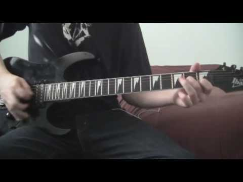 Pale Aura: Mark by Periphery Guitar Cover with Tabs