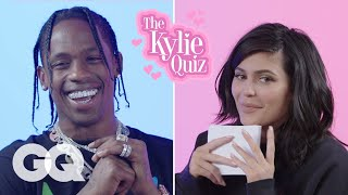 Kylie Jenner Asks Travis Scott 23 Questions | GQ thumbnail
