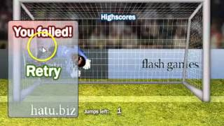ragdoll goal keeper