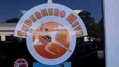 Superhero Hive Comic Shop in Jacksonville FL Riverside with Pinball & Arcade Games on 11/4/2016