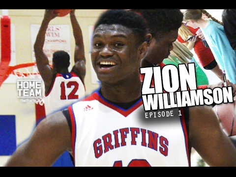 "Zion Williamson: Episode 1 ""On The Rise"""
