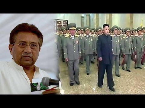 Pakistan helped North Korea in developing Hydrogen Bomb