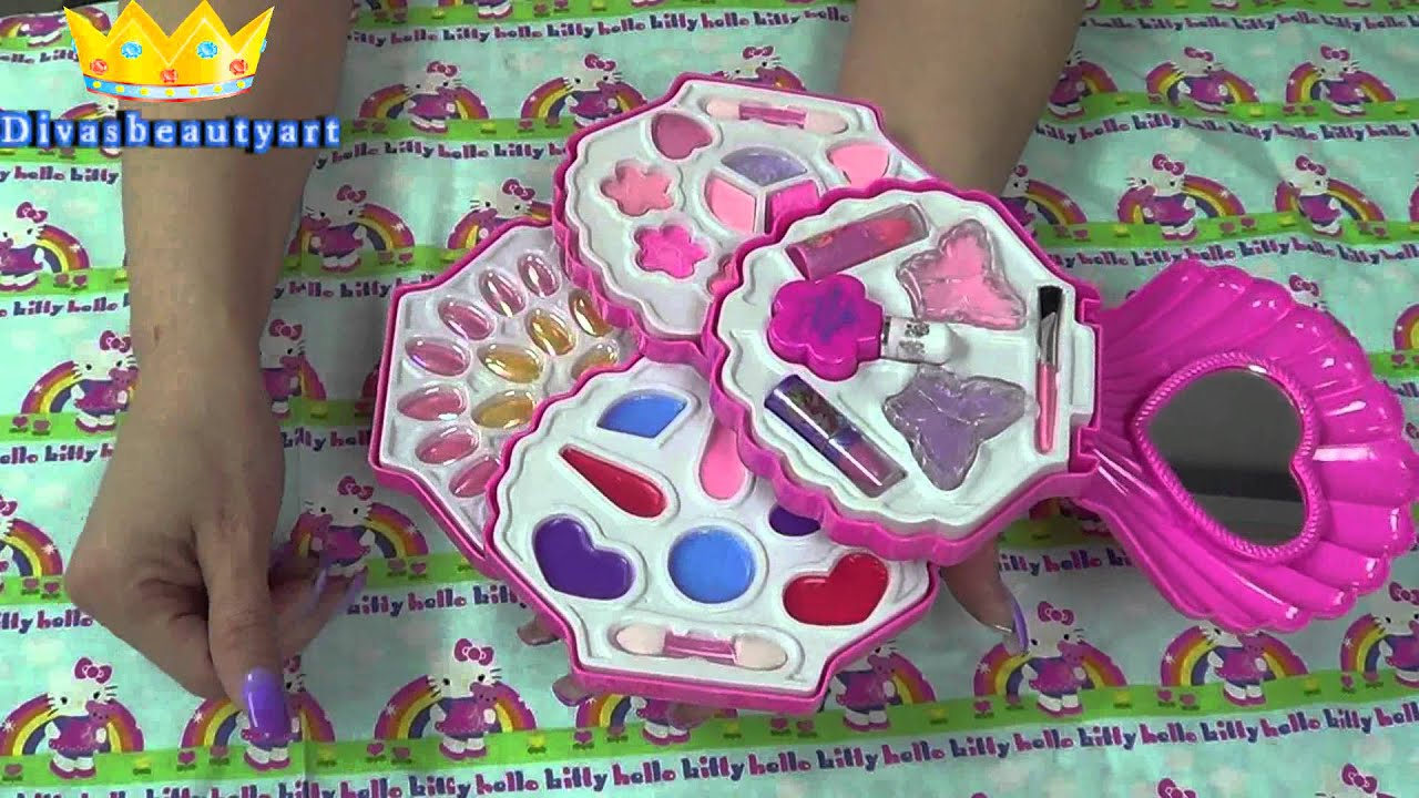 Set de maquillaje para niña (sorteito) ------CERRADO ...