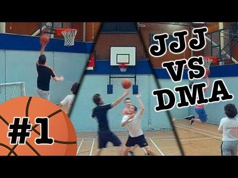 #1 Basketball JJJ Vs. DMA