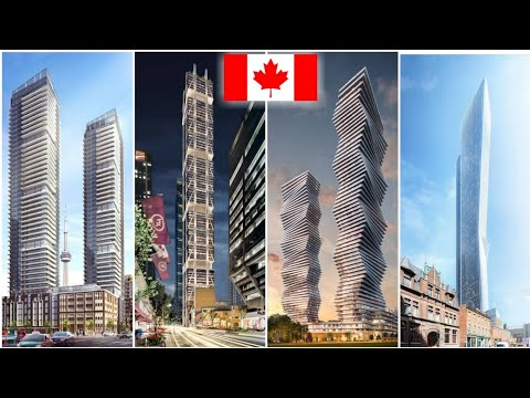 Top 6 Future Tallest Building In Canada 2020+