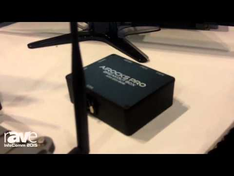 InfoComm 2015: AirNetix AiRocks Pro
