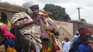 La Fantasia, Tourisme Camerounais,  Parade et danse équestre.