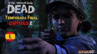 The Walking Dead Temporada Final Episodio 2 Completo - Los niños perdidos - Directo Voces Español