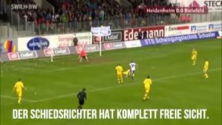 Arminia und die Wettbewerbsverzerrung - Schiedsrichterentscheidungen und der Fall Aachen
