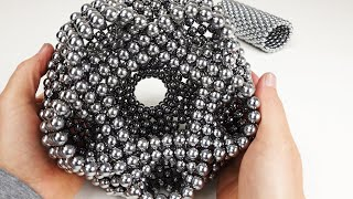 Insane Dodecahedron made of Magnets | Magnetic Games