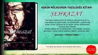 Edebiyatgahımız-Okuma Tavsiyeleri / Şehrazat, Kenan Taban (Roman) Video