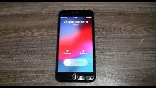 Iphone 7 plus preset dialer, incoming call ringtone