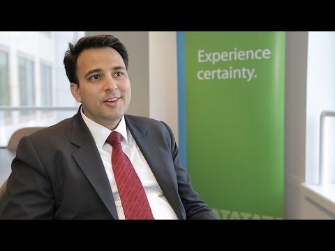 Milorad Ajder interviews Abhinav Kumar of Tata Consultancy Services