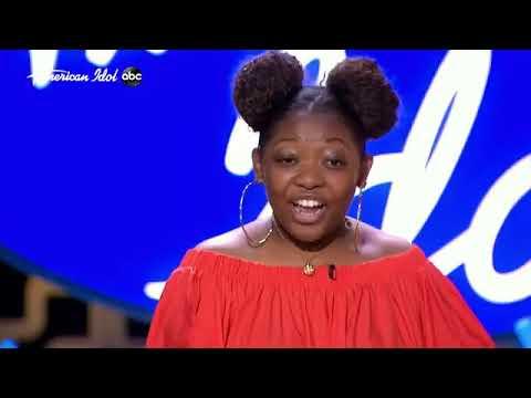 "Season 19 American Idol Nia Renee ""Chain Of Fools"""