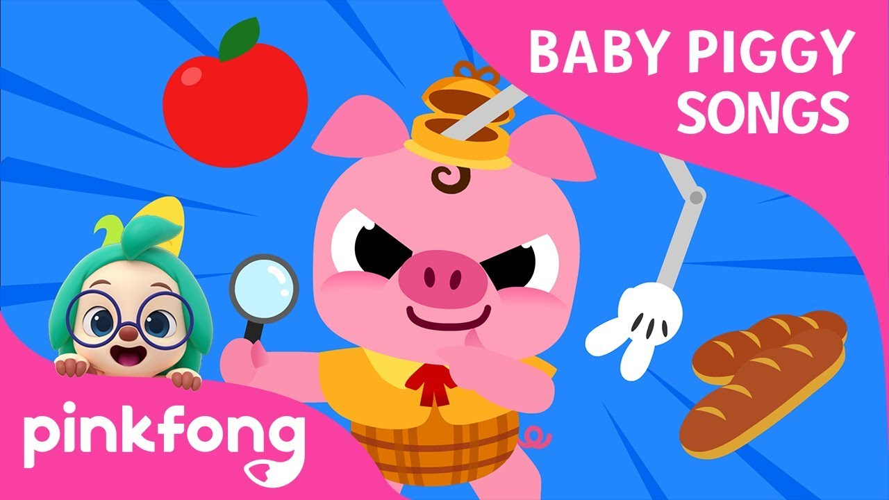 Baby Piggy Detective | Baby Piggy Songs | Pinkfong Songs for Children
