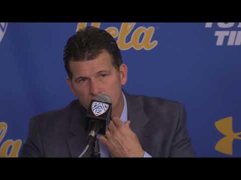 Steve Alford Post Game Presser - Central Arkansas vs. UCLA