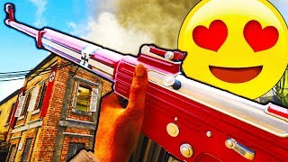 "HEROIC STG ""RED BARON II"" VARIANT! - V2 ROCKET w/ BEST HEROIC STG CLASS in COD WW2!"
